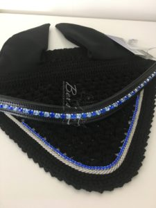 Preciosa Crystal Channelled Browband - Double Colour