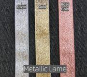 Metallic Lame
