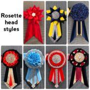 Rosette heads